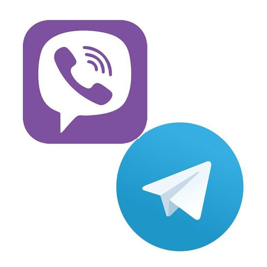 Информирование о проходах в Телеграмм или VIBER (Детские сады, школы и ВУЗы)
